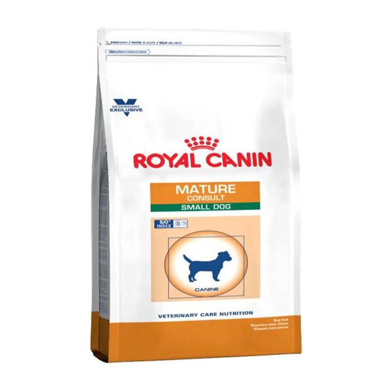 royal canin adultos mayores mature consult small dog 3 5 kg paquete de dos piezas pet. Black Bedroom Furniture Sets. Home Design Ideas