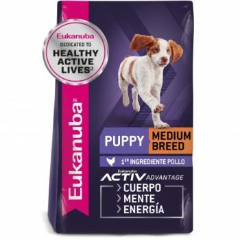Eukanuba - Puppy Medium Breed - 15 Kg