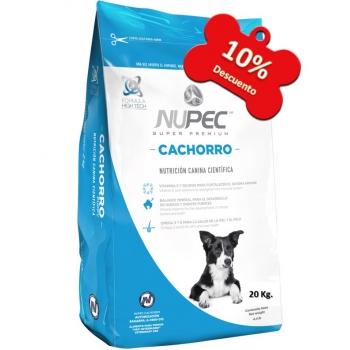 Nupec - Perros Cachorros - 20 Kg