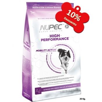 Nupec - Perros High Performance - 20 Kg