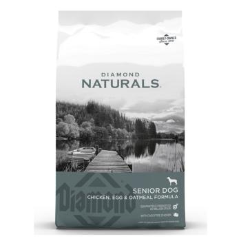 Diamond - Adultos Mayores - Senior 8+ Naturals 25/11 - 15 Kg