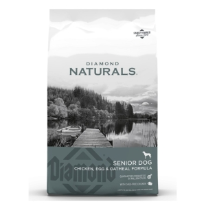 Diamond - Adultos Mayores - Senior 8+ Naturals 25/11 - 15 Kg