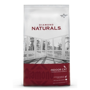 Diamond - Gatos - Indoor Cat Hairball Control Nat 32/14 - 8 kg