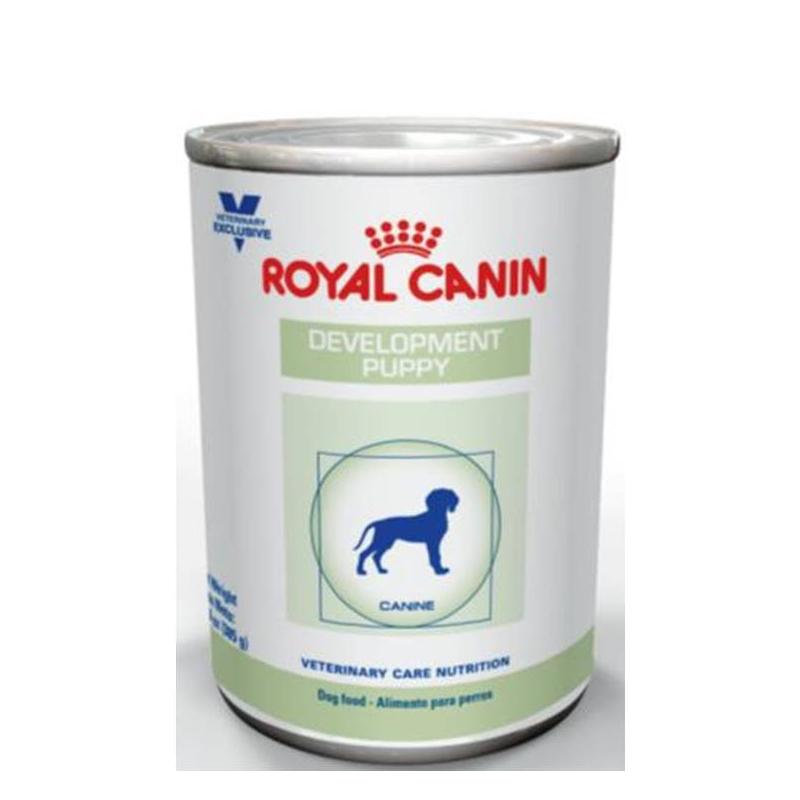 Royal Canin - Development Puppy Lata - 0.385 kg - Paquete de 12 latas