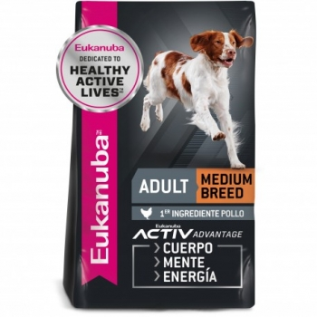 Eukanuba - Adult Medium Breed - 2.3 Kg