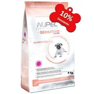 Nupec - Sensitive Skin Raza Pequeña - 8 Kg