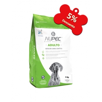 Nupec - Perros Adultos - 5 Kg