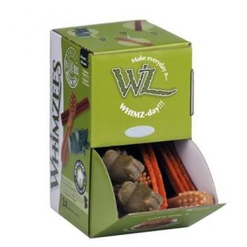 Whimzees - Premios Variados Medium- Caja con 24 piezas